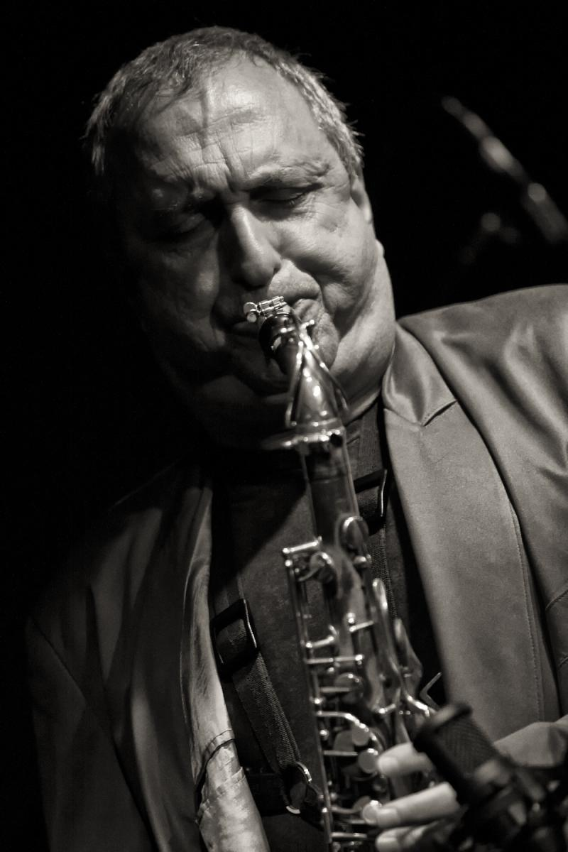 George Garzone @ The Ellington Jazz Club